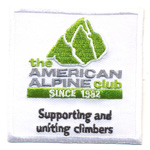 Patches American Alpine Club