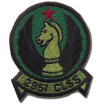 Patches Chekmate green