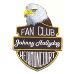 Patches Fan Club Johnny Herimoncourt
