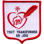 Patches Tout transformer en joie