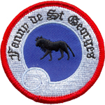 Patches Fanny de Saint Georges