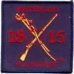 Patches QG napoleon 1815