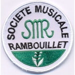 Patches Societe Musicale Rambouillet
