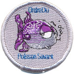 Patches Ordre du Poisson Savant