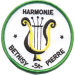 Patches Harmonir de Bethisy St Pierre