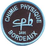 Patches Chimie Physique Bordeaux