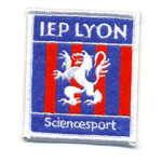 Patches Sciences Sports