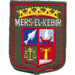 Patches Mers El Kebir