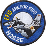 Patches EFIS Are for kids