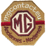 Patches MG