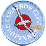 Patches Albatros gerpinnes