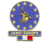 Patches Jump Europe