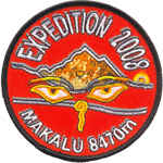 Patches Makalu 2007