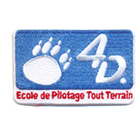 Patches ecole de pilotage