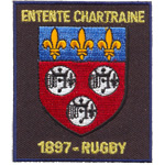 Patches Entente chartraine