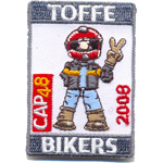 Patches toffebikers