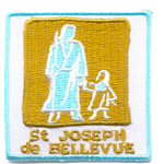 Patches Ecole Saint-Joseph de Bellevue