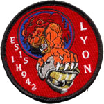 Patches ESIS Lyon
