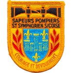 Patches Saint Symphorien
