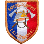 Patches Pompiers Giraumont
