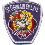 Patches St Germain En Laye