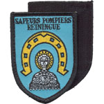 Patches Pompiers Reiningue