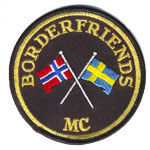Patches Border Friends