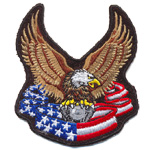 Patches Flag Aigle II