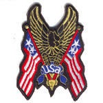 Patches Flag Aigle III