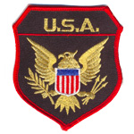 Patches Flag Aigle IV