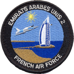 Patches French Air Force