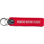 Patches Remove before flight