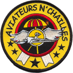 Patches Aviateurs N' chailles