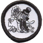 Patches Mariage
