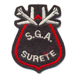 Patches SGA Surette