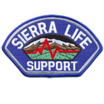 Patches Sierra Life Support