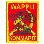 Patches Wappu
