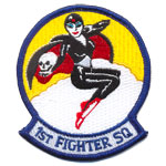 Patches 1st fighter sq