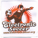 Patches Electronic soccer