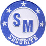 Patches SM Securite
