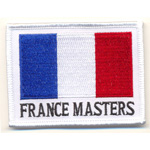 Patches France Masters