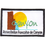 Ecusson  - Canyon