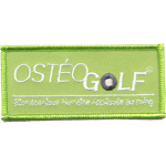 Patches Osteogolf
