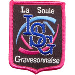 Patches La Soule Gravesonnaise