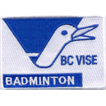 Patches badminton vise