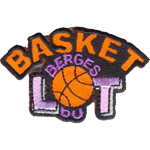 Ecusson  - BAsket Berges
