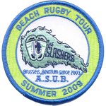 Ecusson  - Beach Rugby Tour