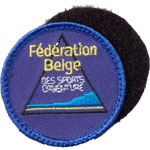 Patches Fédération Belge des Sports Ex