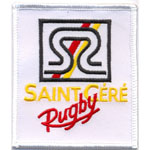 Patches Saint gere rugby