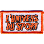 Patches Univers du Sport